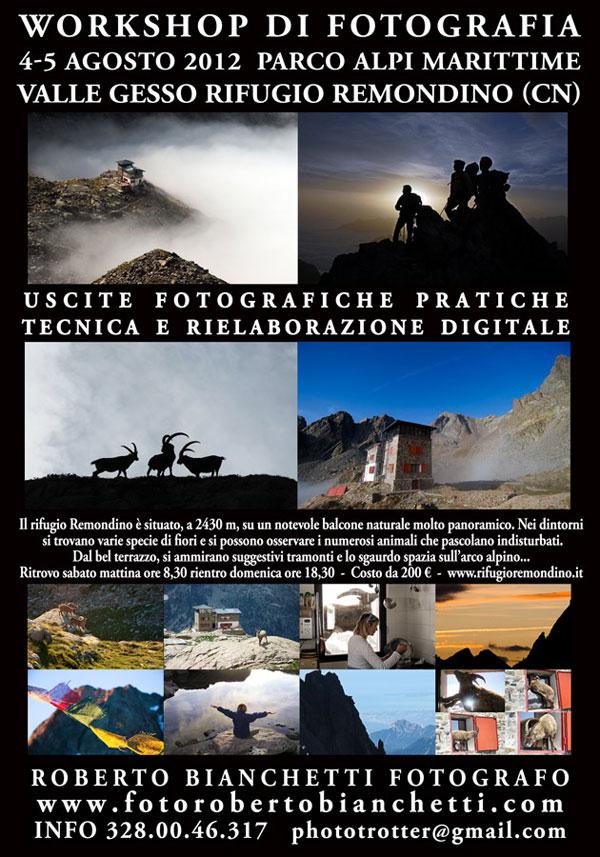 Workshop Alpi Marittime 2012