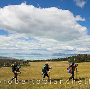 Patagonia tentativo al Cordon Marconi