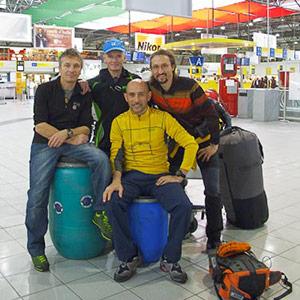 In viaggio verso la Patagonia
