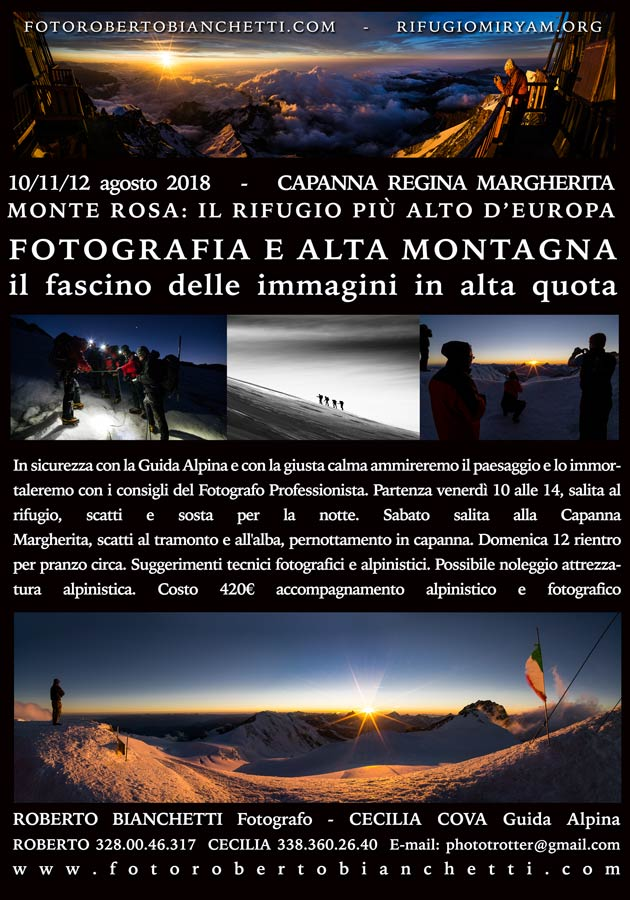 locandina Monte Rosa 2018 it web