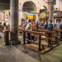 31 maggio 2020 santa Messa a Montescheno